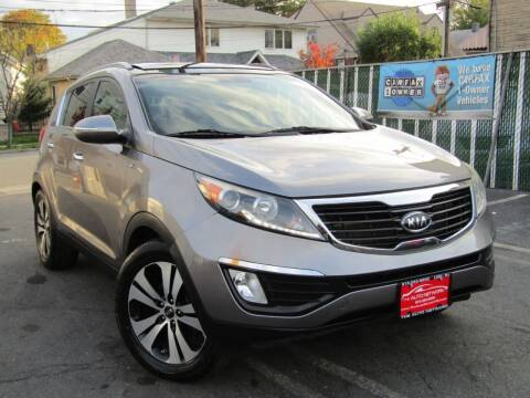2011 Kia Sportage for sale at The Auto Network in Lodi NJ