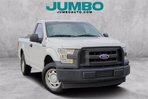 2017 Ford F-150 for sale at Jumbo Auto & Truck Plaza in Hollywood FL