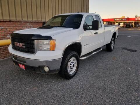 2011 GMC Sierra 2500HD for sale at Harding Motor Company in Kennewick WA