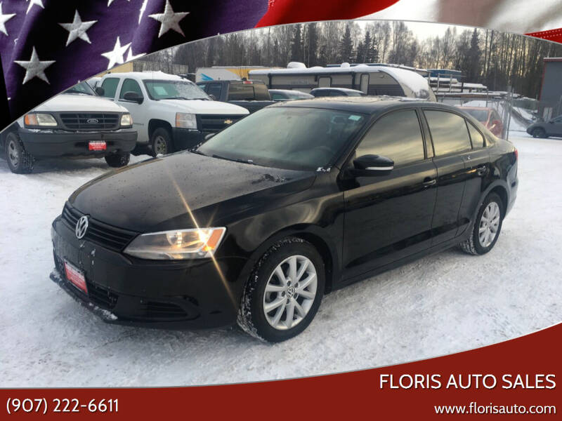 2011 Volkswagen Jetta for sale at FLORIS AUTO SALES in Anchorage AK