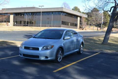 2007 Scion tC for sale at QUEST MOTORS in Englewood CO