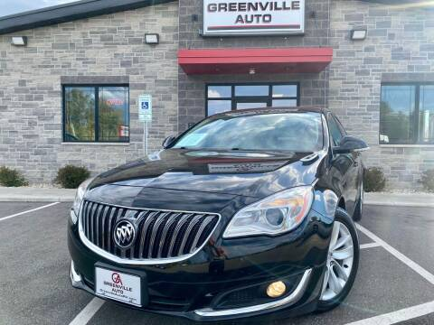 2015 Buick Regal for sale at GREENVILLE AUTO in Greenville WI