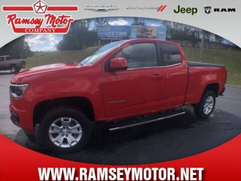 2015 Chevrolet Colorado for sale at RAMSEY MOTOR CO in Harrison AR