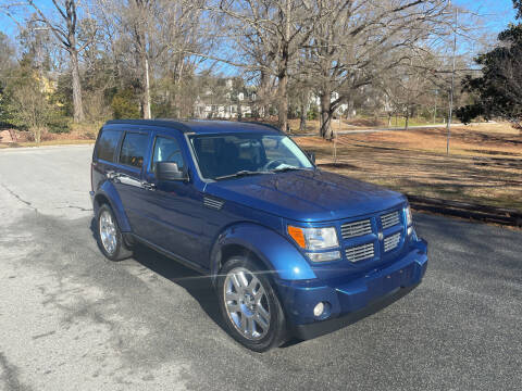 2010 Dodge Nitro for sale at Bull City Auto Sales and Finance in Durham NC