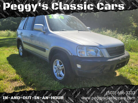 1998 Honda CR-V for sale at Peggy's Classic Cars in Oregon City OR