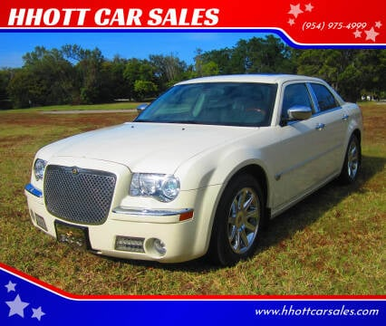 2006 Chrysler 300 for sale at HHOTT CAR SALES in Deerfield Beach FL