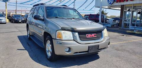 2003 GMC Envoy XL for sale at I-80 Auto Sales in Hazel Crest IL