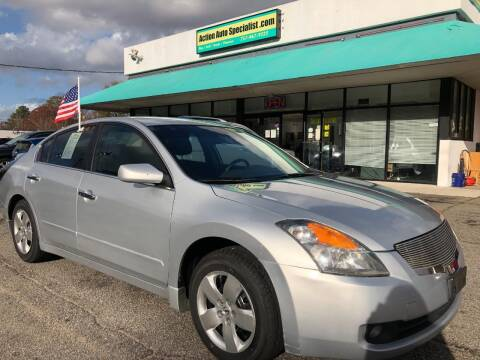 2008 Nissan Altima for sale at Action Auto Specialist in Norfolk VA