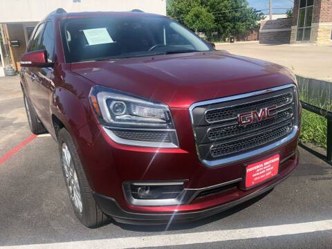 2017 GMC Acadia Limited for sale at Vemp Auto in Garland TX