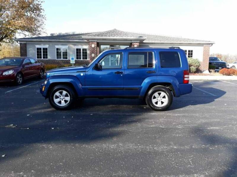 2010 Jeep Liberty for sale at Pierce Automotive, Inc. in Antwerp OH