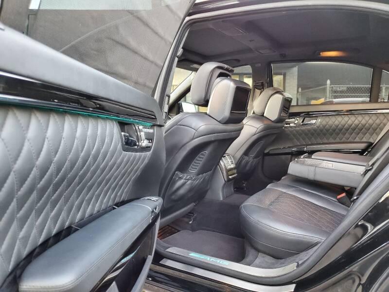 2010 Mercedes-Benz S-Class S 65 AMG 4dr Sedan - Denver CO
