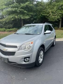 2012 Chevrolet Equinox for sale at Dreams Auto Sales LLC in Leesburg VA