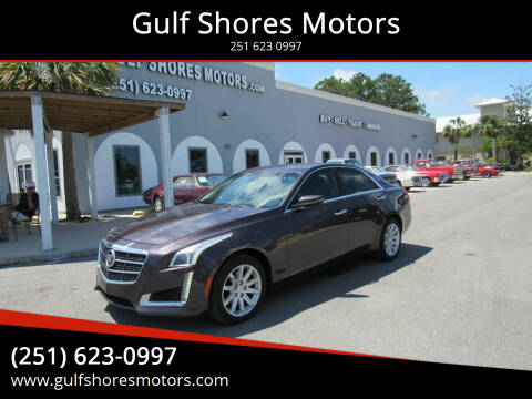 2014 Cadillac CTS for sale at Gulf Shores Motors in Gulf Shores AL