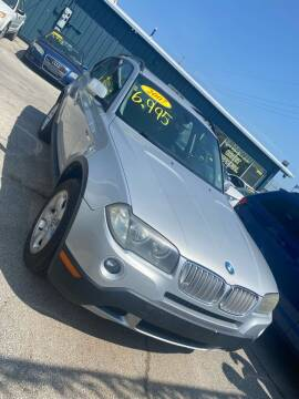 2007 BMW X3 for sale at Car Barn of Springfield in Springfield MO