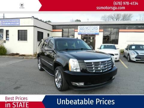 2010 Cadillac Escalade for sale at S & S Motors in Marietta GA