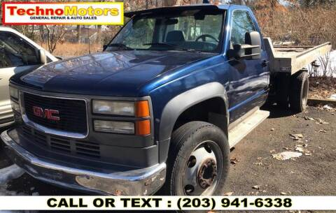 1995 GMC Sierra 3500 for sale at Techno Motors in Danbury CT