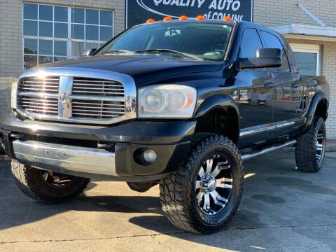 2007 Dodge Ram Pickup 2500 for sale at Quality Auto of Collins in Collins MS