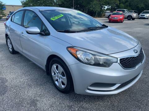 2016 Kia Forte for sale at The Car Connection Inc. in Palm Bay FL
