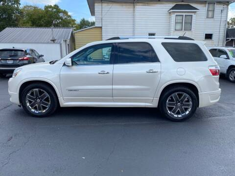 2012 GMC Acadia for sale at E & A Auto Sales in Warren OH