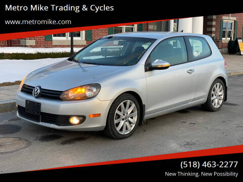 2011 Volkswagen Golf for sale at Metro Mike Trading & Cycles in Albany NY