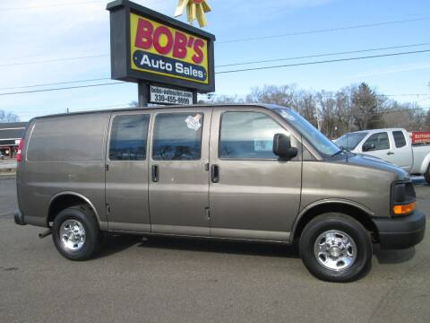 2014 Chevrolet Express Cargo for sale at Bob's Auto Sales in Canton OH