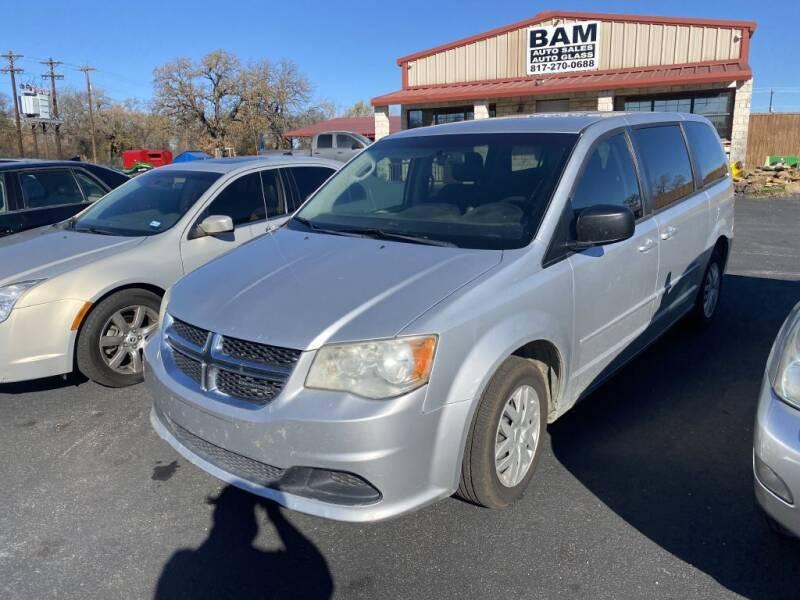 2012 Dodge Grand Caravan for sale at Bam Auto Sales in Azle TX