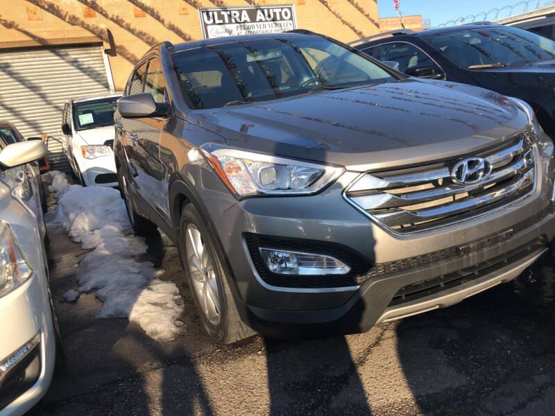 2014 Hyundai Santa Fe Sport for sale at Ultra Auto Enterprise in Brooklyn NY