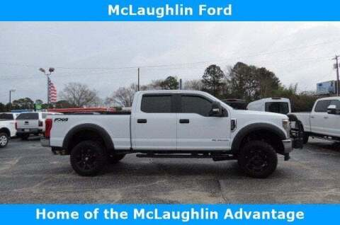 2019 Ford F-250 Super Duty for sale at McLaughlin Ford in Sumter SC