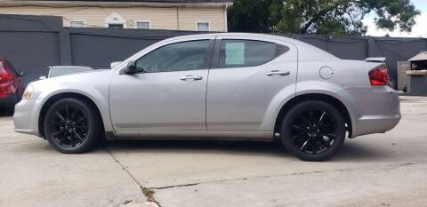 2014 Dodge Avenger for sale at On The Road Again Auto Sales in Doraville GA