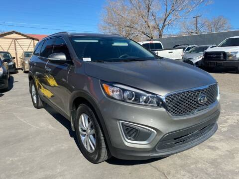 2018 Kia Sorento for sale at High Desert Auto Wholesale in Albuquerque NM
