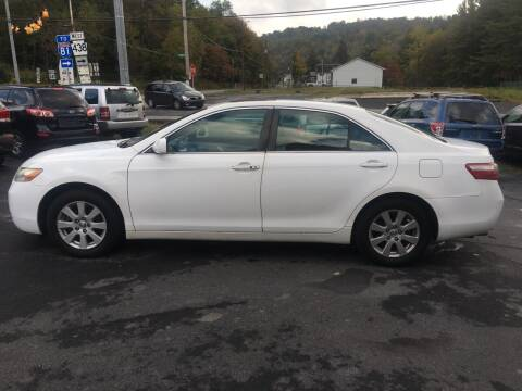 2007 Toyota Camry for sale at Edward's Motors in Scott Township PA