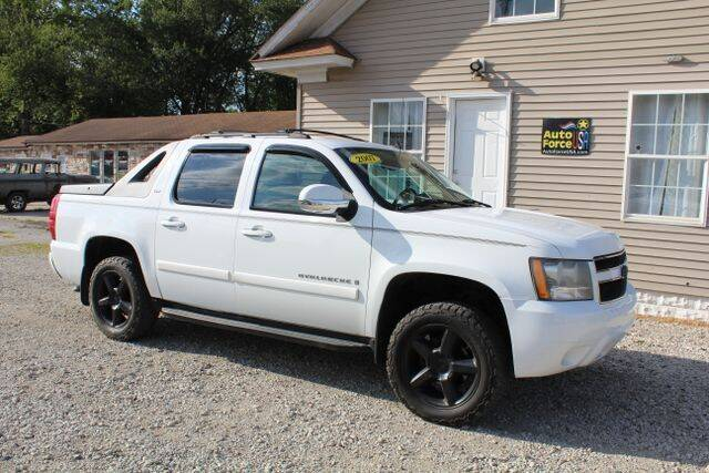 2007 Chevrolet Avalanche for sale at Auto Force USA in Elkhart IN