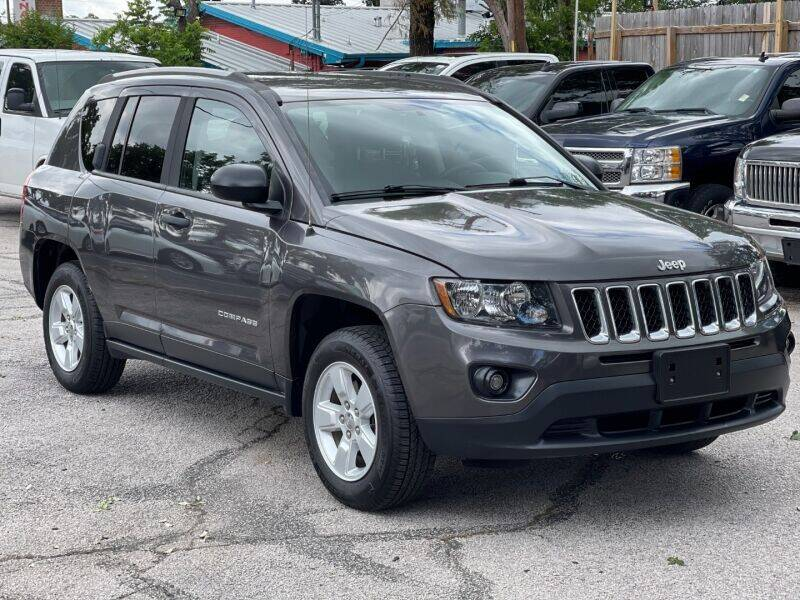 2016 Jeep Compass for sale at AWESOME CARS LLC in Austin TX