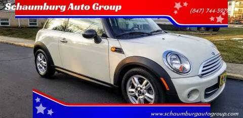 2013 MINI Hardtop for sale at Schaumburg Auto Group in Schaumburg IL