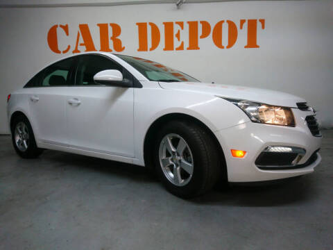 2016 Chevrolet Cruze Limited for sale at Car Depot in Miramar FL