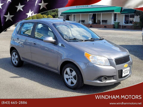 2010 Chevrolet Aveo for sale at Windham Motors in Florence SC
