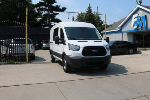 2015 Ford Transit Cargo for sale at F & M AUTO SALES in Detroit MI