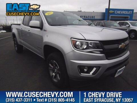 2017 Chevrolet Colorado for sale at East Syracuse Performance Sales & Service in Syracuse NY