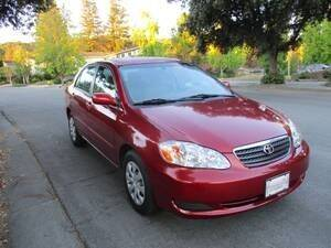 2007 Toyota Corolla for sale at Inspec Auto in San Jose CA