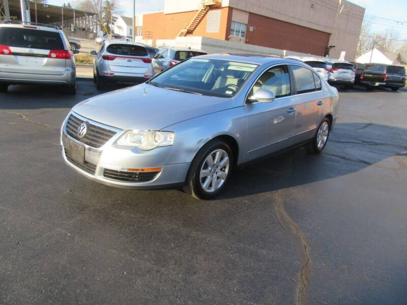 2006 Volkswagen Passat for sale at Riverside Motor Company in Fenton MO
