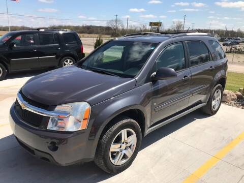 2007 Chevrolet Equinox for sale at The Auto Depot in Mount Morris MI