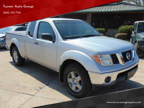 2007 Nissan Frontier for sale at Turner Auto Group in Greenwood MS
