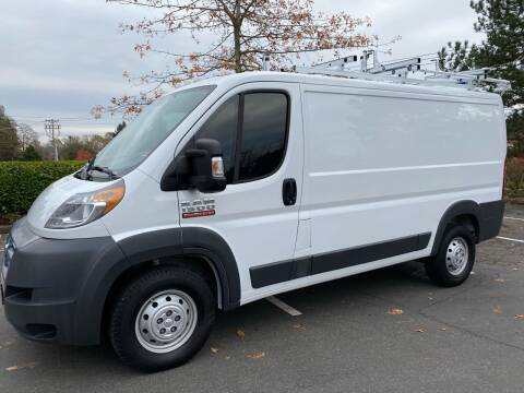 2017 RAM ProMaster Cargo for sale at AC Enterprises in Oregon City OR