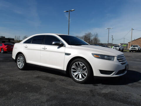 2015 Ford Taurus for sale at TAPP MOTORS INC in Owensboro KY