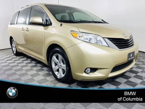 2012 Toyota Sienna for sale at Preowned of Columbia in Columbia MO