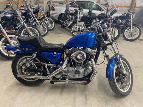 1983 Harley Davidson IronHead Sportster for sale at CarSmart Auto Group in Orleans IN
