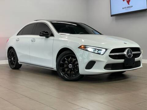 2019 Mercedes-Benz A-Class for sale at TX Auto Group in Houston TX