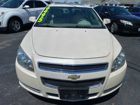 2011 Chevrolet Malibu for sale at 309 Auto Sales LLC in Harrod OH