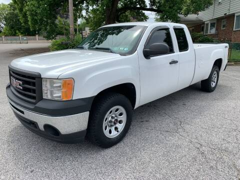 2012 GMC Sierra 1500 for sale at On The Circuit Cars & Trucks in York PA