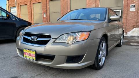 2008 Subaru Legacy for sale at Rocky's Auto Sales in Worcester MA